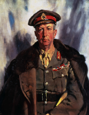 picture of sir arthur currie